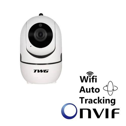Câmera TWG Robô Inteligente 1MP WIFI 720P TW-9105 RB