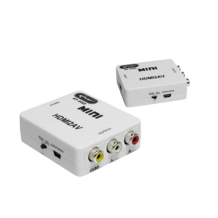 Conversor HDMI X RCA KNUP KP-3455