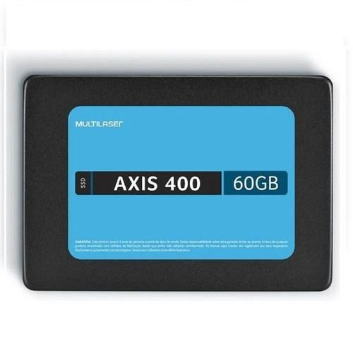 HD SSD Multilaser 60GB Axis 400