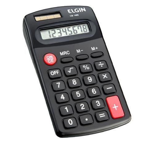 Calculadora de Bolso CB 1485