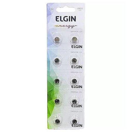 Bateria Alcalina Elgin LR626/AG4