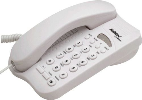 Telefone Fixo Multitoc Studio MUTE0190