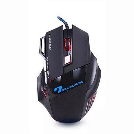 Mouse com Fio Gamer Xtrad XD-X7