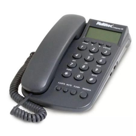 Telefone Fixo Multitoc Company ID MUTE0205