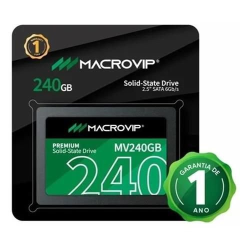 HD SSD 240 Macrovip