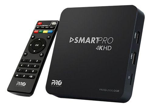 Smart Pro 4K HD Pro Eletronic  PROSB-2000/2GB