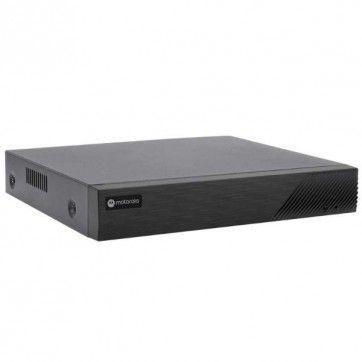 DVR Híbrido 8 Canais  Lite 1080P 2MP +2 IP Motorola MTD081L0013