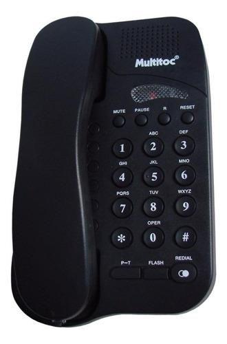 Telefone Multitoc Studio PT Mute 0195