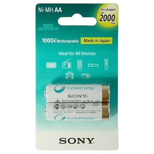 Pilha Recarregável AA Sony NH-AA-B2KN