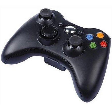 Manete Xbox 360 E PC Com Fio Altomex ALTO-6560