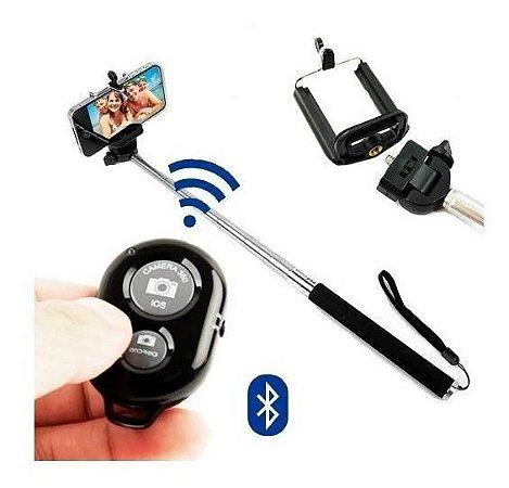 Pau De Selfie Bluetooth Altomex ZB-007