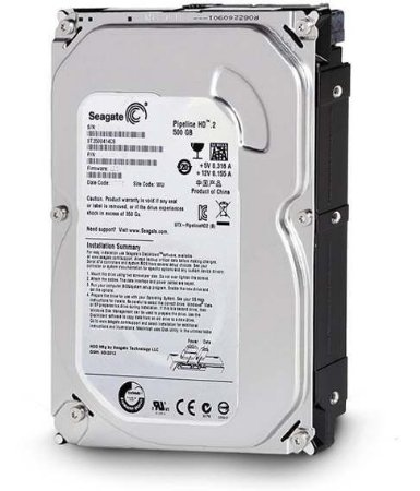 HD Interno 500GB Seagate