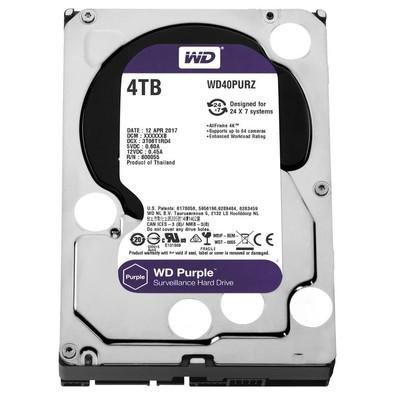 HD Interno 4TB Purple Western Digital