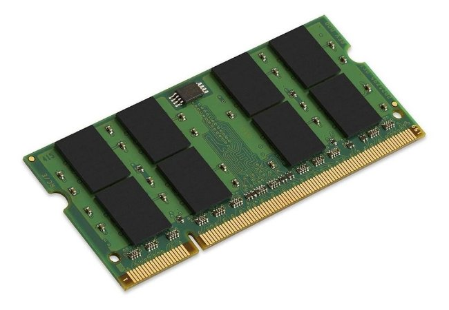 Memória Notebook Kingston DDR2 2GB 800MHz