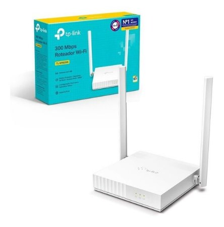 Roteador WI-FI TP-Link TL-WR829N 300Mbps