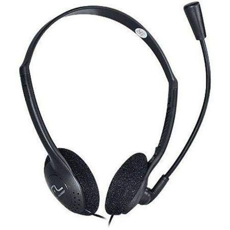 Headset Multimídia Multilaser PH002