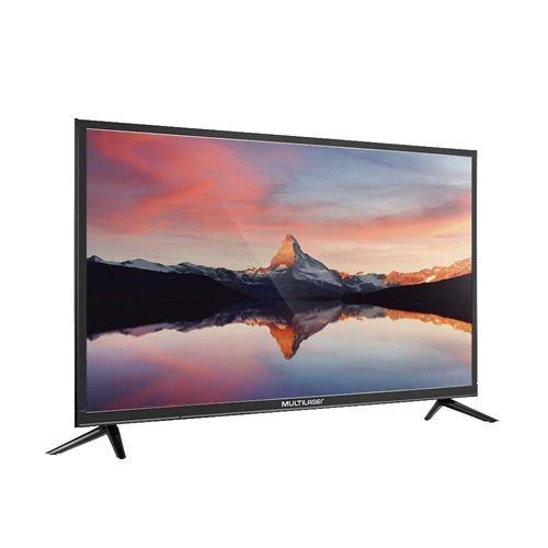 Smart TV 43´ Full HD Multilaser, Conversor Digital, 3 HDMI, 2 USB - TL012