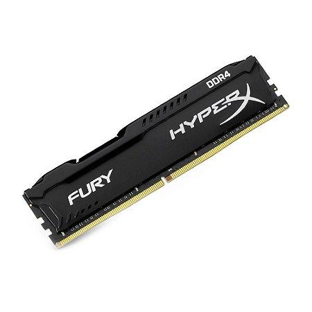 Memória DDR4 16GB  Kingston HyperX Fury 2666MHz