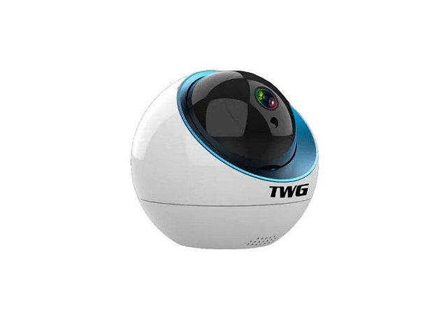 Câmera Robo IP WiFi 1 MP TW-9110 RB TWG