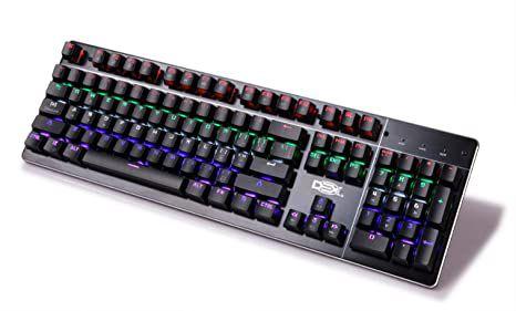 Teclado com Fio Gamer Mecânico Dex LTK-028