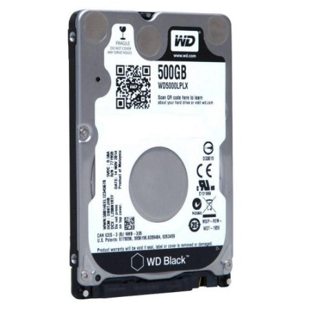 HD Interno Notebook 500GB Western Digital