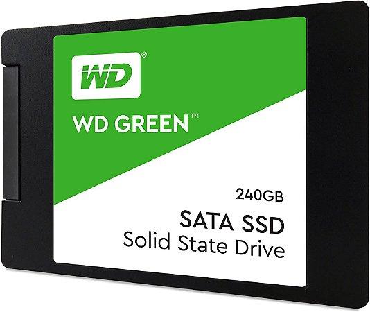 SSD 240GB Western Digital