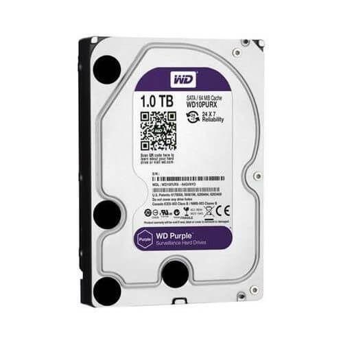 HD Interno 1TB Western Digital Purple