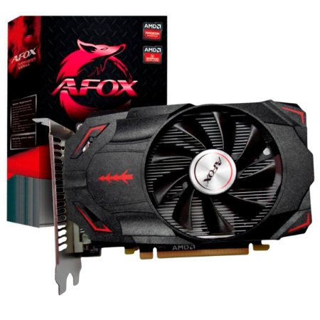 Placa de Vídeo Radeon RX550 4GB GDDR5 Afox