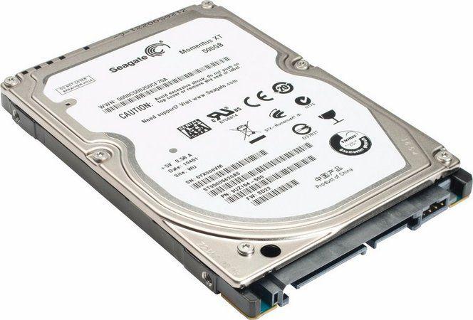 HD Interno Notebook 500GB Seagate