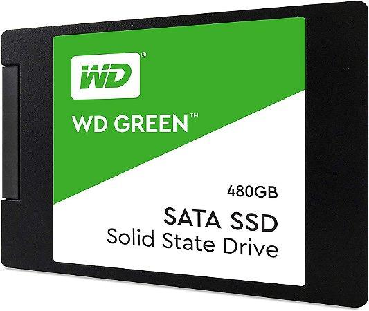 SSD 480GB Western Digital