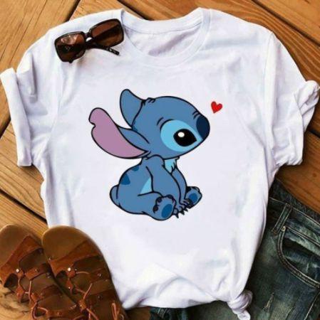 Camiseta STITCH