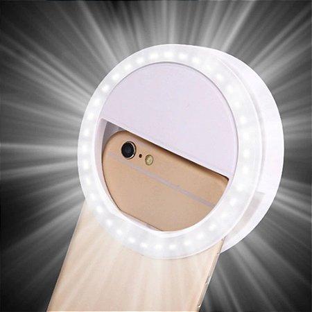 Ring Flash para Selfie AIGO - Várias Cores