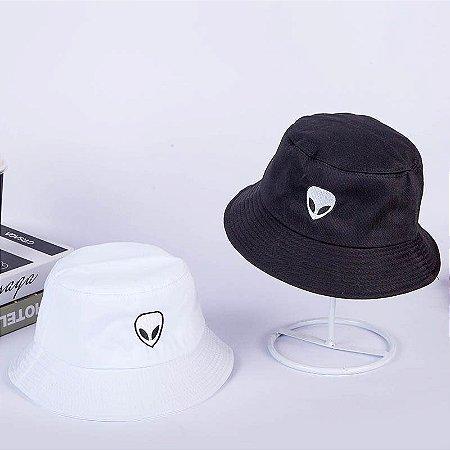 Chapéu BUCKET HAT Alien - Três Estampas