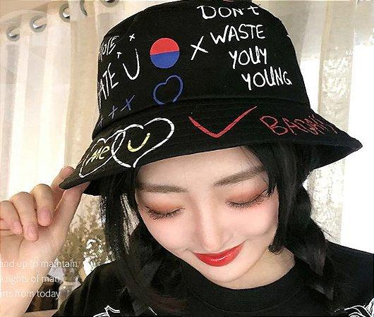 Chapéu BUCKET HAT Don't Waste - Várias Cores
