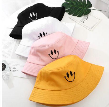 Chapéu BUCKET HAT Smile - Várias Cores