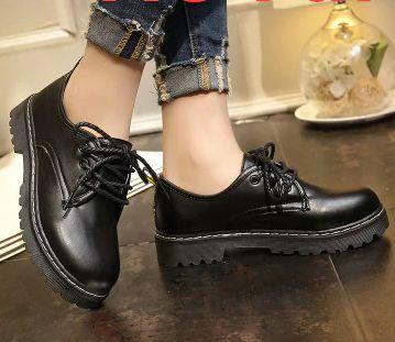 Sapato de Couro BASICO
