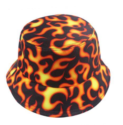 BUCKET HAT Flaming Hot