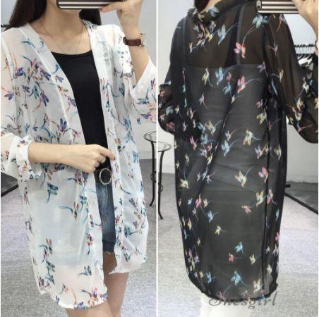 Kimono PÁSSAROS LINDOS