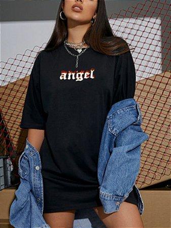 Camiseta Longa ANGEL