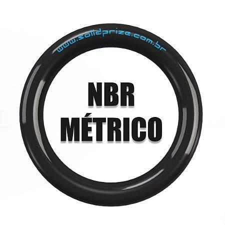 ORING MÉTRICO NITRÍLICO - (NBR)