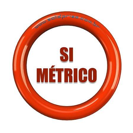 ORING MÉTRICO SILICONE - (SI)