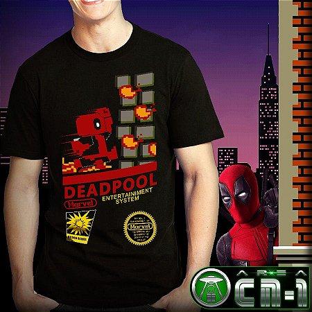 Deadpool - Chimichangas 8-bits