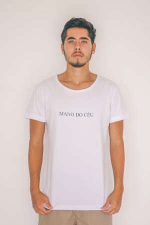 Camiseta Mano do Céu