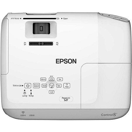 Projetor Epson Power Lite S27