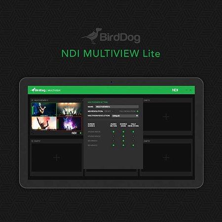 NDI Multiview Lite