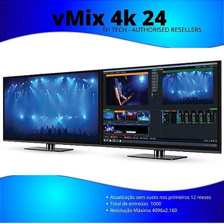 vMix 4k 24