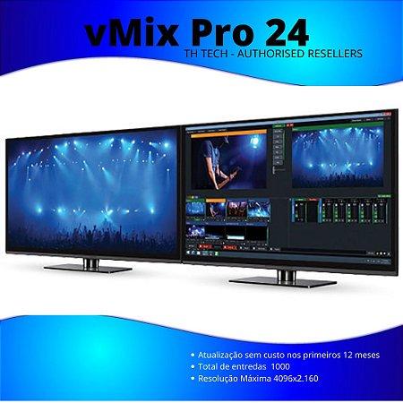 vMix PRO 24