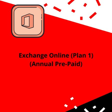 Exchange Online (Plan 1) (Annual Pre-Paid)