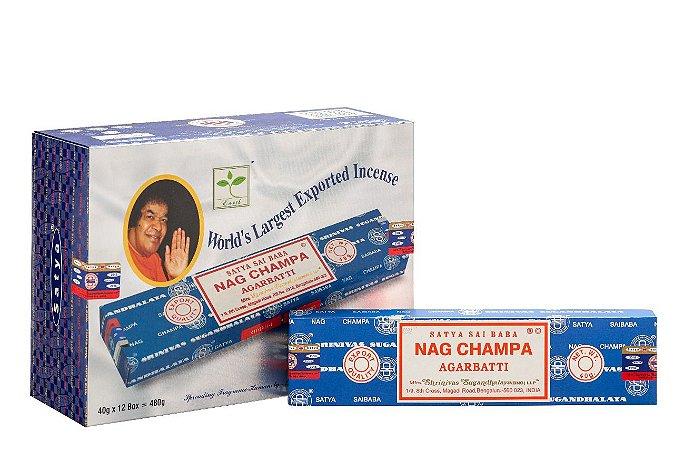 Incenso Nag Champa Massala
