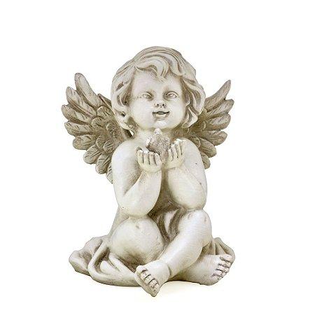 Anjo Decorativo em Resina